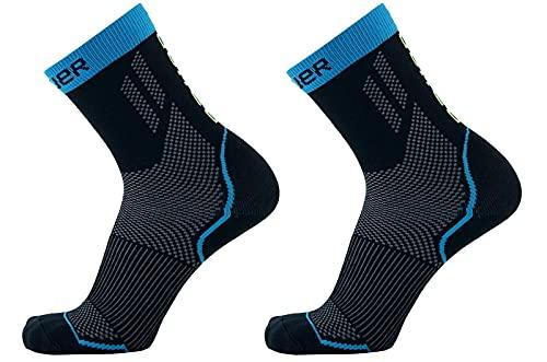 Bauer Performance Hockey Skate Sock ('21), Low (Medium)