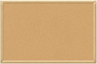 The Board Dudes: Cork Board - Oak Frame (24