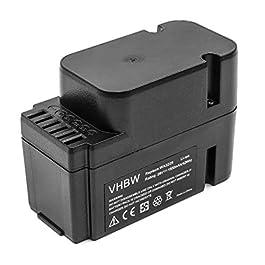 vhbw Li-ION Batterie 1500mAh (28V) pour Robot Tondeuse Worx Landroid L1500i WG798E, M 500B WG755E, M WG794E, M WG794EDC comme WA3225, WA3565.