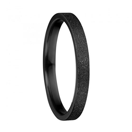 BERING schmaler Innenring schwarz für Arctic Symphony Collection 557-69-X1, Größe:10 (U=68mm / Ø=21.6mm)
