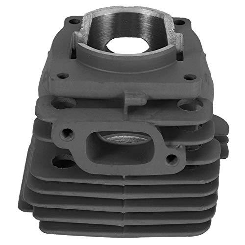 Kit de cilindro Accesorio de sierra de cadena Ti Aleación anticorrosión Kit de filtro de aire de cilindro para Husqvarna 357 357XP 359 357XP EPA Chai