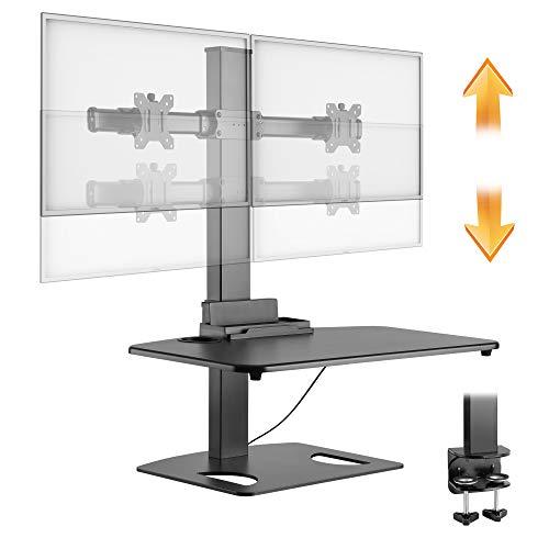 RICOO TS0311, Support PC 2 écrans, 17-27\