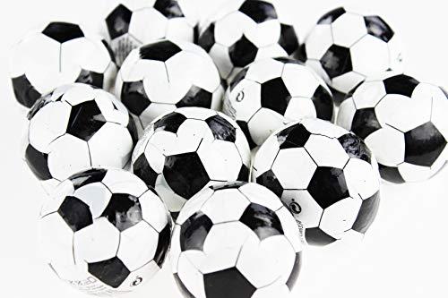 Kamaca 12 er Set Magische Handtücher Fußball in kleinen Fussbällen süss verpackt aus 100% Baumwolle (12er Set FUßBALL)