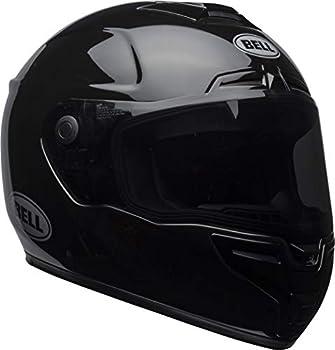 Bell SRT Full-Face Helmet Gloss Black Medium