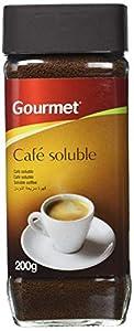 Gourmet Café Soluble Tueste Natural, 200g
