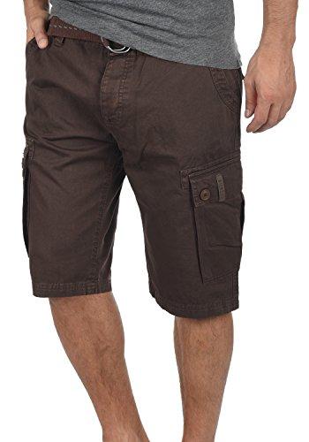!Solid Valongo Cargo Shorts, Größe:L, Farbe:Coffee Bean (5973)