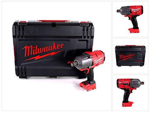 Milwaukee 4933459729 Avvitatore impulsi HP 18V 3/4 Fuel One Key Nudo, 18 V