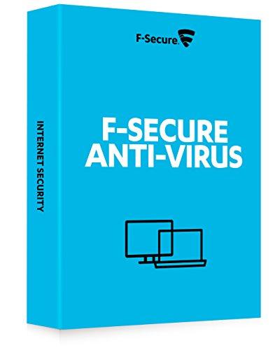 F-Secure Anti-Virus 2015 PC & MAC Upgrade - 1 Jahr / 1 Computer [import allemand]