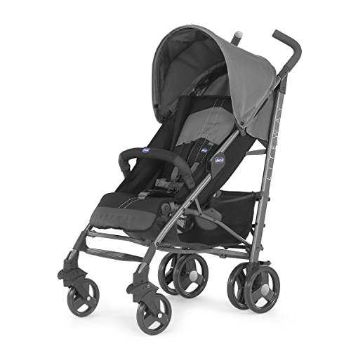 Chicco 06079546220000 Lite Way Buggy, Coal