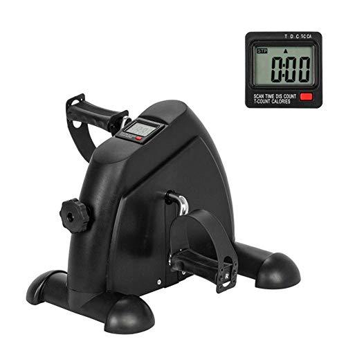 BRTTHYE Inicio Ejercitador Fitness Pantalla LCD Pedal Ejerci