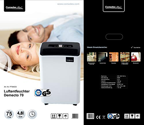 Comedes Demecto 70