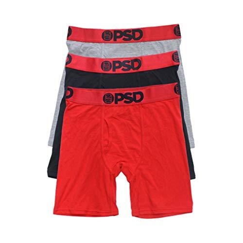Mens Underwear Red