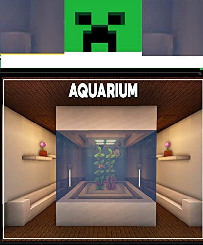 Minecraft- How to make : an Aquarium (English Edition)