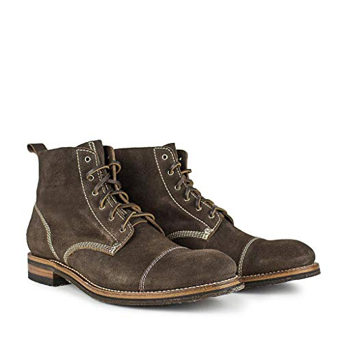 Sendra Boots Bota de Cordones 16067 KASPAR Old Martens Marrón
