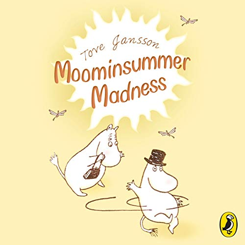 Moominsummer Madness  By  cover art
