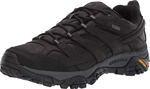 Merrell Moab 2 Prime Waterproof Hiking Shoes - Men's Black 9.5