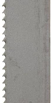 Starrett - 91181-07-09-1/2 Duratec SFB Band Saw Blade Carbon Steel Regular Tooth Raker Set Neutral Rake 93.5  Length 1/4  Width 0.025  Thick 14 TPI