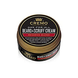 Cremo Beard and Scruff Cream Reserve Collectoin - Distillers Blend, 4 Ounce 4