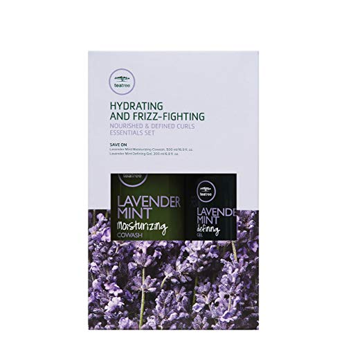 Tea Tree Hydrating and Frizz Fighting Duo Set