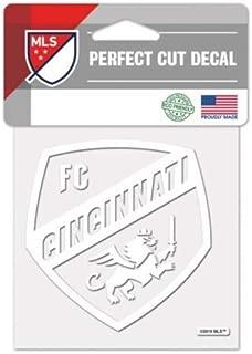 8 x 8 WinCraft Soccer Houston Dynamo WCR62417091 Perfect Cut Decals