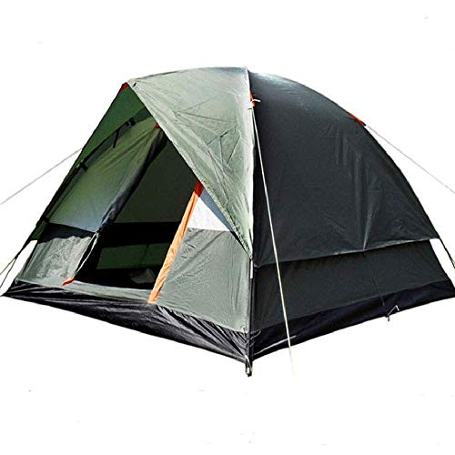 Outdoor Waterproof Tent, Automatic Tent for Camping Suitable for 3-4 People, Suitable for Outdoor Family Travel 200 * 200 * 130cm,For Beach Camping Hiking Fishing for Beach Camping Hiking Fishing