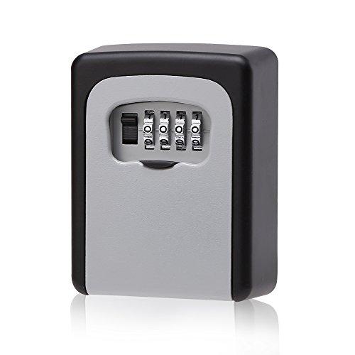 Schlüsseltresor, Key Safe box schlüsselsafe aussen Box Wandmontage Schlüssel Schrank