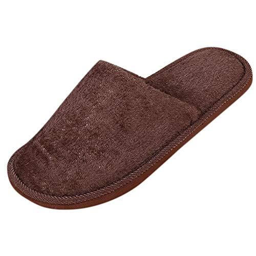 Zapatillas Casa Hombre Mujer Invierno Zapatillas Suaves De Felpa para El Hogar para Hombre, Toboganes Cálidos De Invierno, Zapatos De Baño Antideslizantes para El Suelo, Chanclas para Hombre