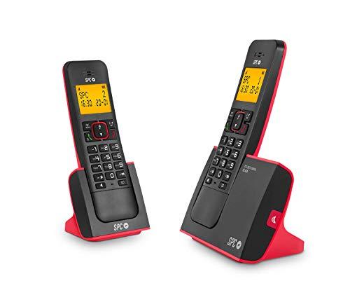 SPC Blade Duo teléfonos inalámbricos con Agenda