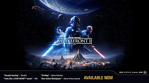 Star Wars Battlefront II PS4 (Limited Edition)