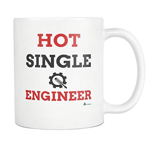 Divertida taza de ingeniero, taza de café, regalo único para el ejército eléctrico, química, mecánica, ingeniería civil, escuela, estudiante, jubilación, jubilado