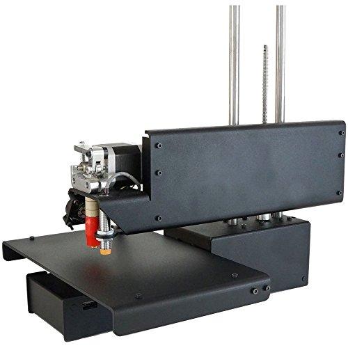 Printrbot 14033D Drucker, einfach Haus mit Griff aus Aluminium und Standfunktion für Spule des Filament