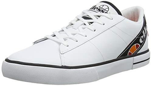 Ellesse Massimo, Zapatillas para Hombre, Blanco (White Wht), 47 EU