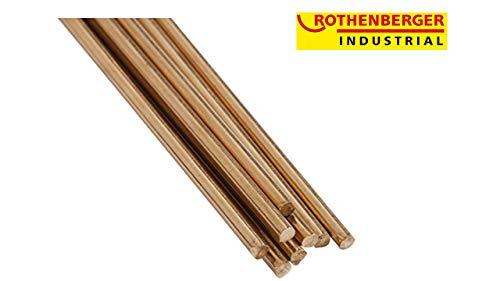 Rothenberger Industrial Messing-Schweiß- und Hartlötstäbe, ROLOT 603,  8 Stück, Ø 1,5mm; Länge: 333mm