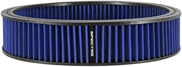 Spectre Engine Air Filter: High Performance, Washable, Replacement Filter: Fits Select 1965-1985 BUICK/CADILLAC/OLDSMOBILE/PONTIAC Vehicles (See Description for Fitment Information) SPE-48026