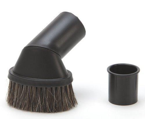 DREHFLEX - Möbelpinsel / Möbelbürste für Staubsauger - passend für die Durchmesser 32 / 35 mm - mit Naturhaarborsten