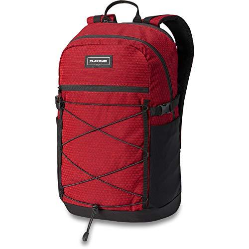 Dakine Sac à dos Wndr, 25 litres, sac robuste avec sangle de poitrine réglable, poche externe zippée - Sac à dos pour l'école, le bureau, l'université ou pour tous les jours