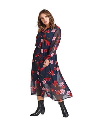 Zizzi Sudda jurk voor dames