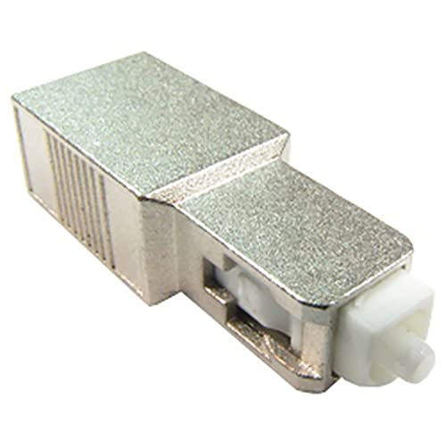 BeMatik - Atenuador de fibra óptica SC/PC monomodo 15dB