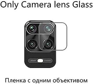 Phone Screen Protectors - Camera Lens Film For Redmi Note 9s 9 Pro Max Tempered Glass 2-in-1 Screen Protector Glass on Redmi Note 9s Pro Max Glass (Only lens glass Redmi Note 9 Pro)
