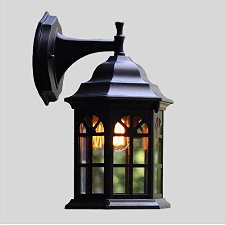 LED Porch Wandleuchte Wasserdichte Wandlampen für Auenwandleuchten Auerhalb Balkon Tor Strae Patio Haus Wei Auenbeleuchtung