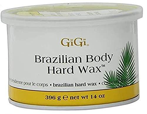 Max 66% OFF Bombing new work Tin Brazilian Body Hard Wax 14 pack Pack Ounce 414ml .2 2