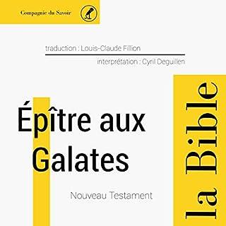 Couverture de Épître aux Galates