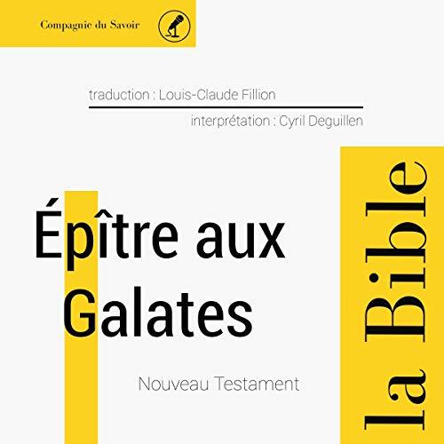 Épître aux Galates cover art