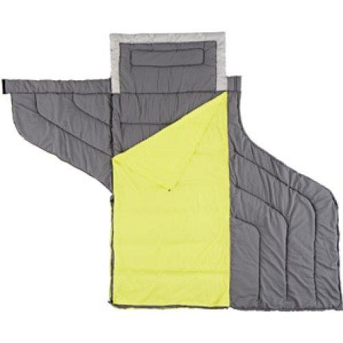 Coleman Adjustable Comfort 30 Degree Sleeping Bag, XL - Big and Tall