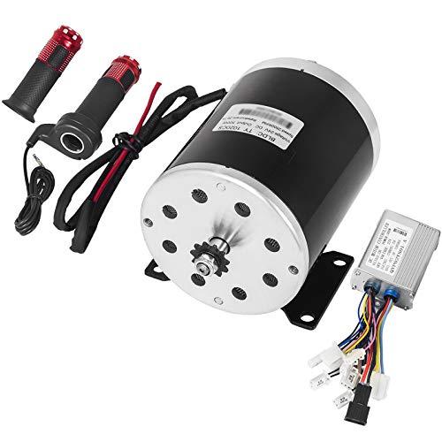 potente para casa Motor VEVOR Motor eléctrico sin escobillas Motor eléctrico síncrono 24V 500W…