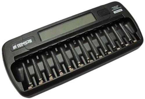 Tensai Ti-1200L - Caricatore rapido per batterie...