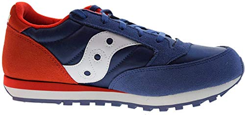 Saucony Jazz Original Blue/Red, SK260996, Stringata, Unisex Ragazzo/a, 37 EU