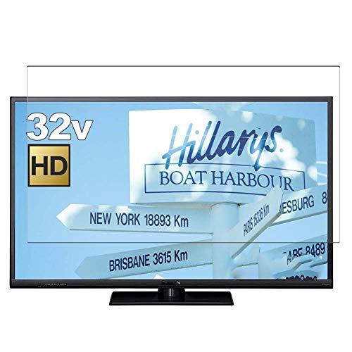 Vaxson TPU Pellicola Privacy, compatibile con Panasonic 32  LCD TV VIERA TH-32D305, Screen Protector Film Filtro Privacy [ Non Vetro Temperato ]