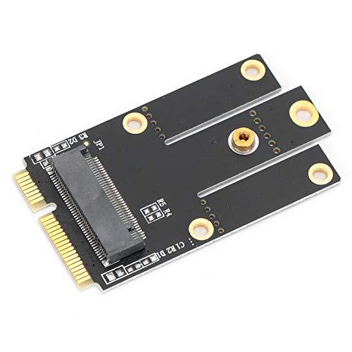 コンピュータ用品、MINIPCI-EアダプタカードNGFF/キーAM.2からMINIPCI‑EアダプタへのLinux用アダプタカード