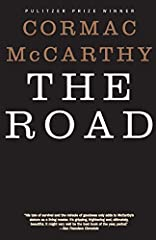 acclaimed Cormac McCarthy's latest novel The Road searing postapocalyptic novel